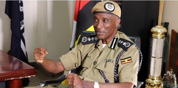 Kale Kayihura says 2017 was the worst year of police