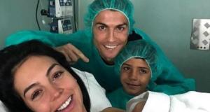 Cristiano Ronaldo welcomes Fourth Child