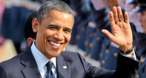 Barack obama named as the most admired man