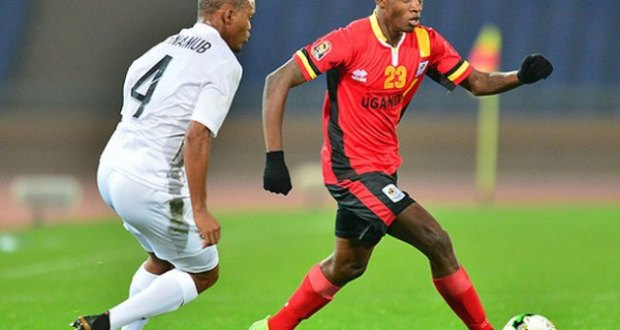 uganda Cranes exit the chan 2018