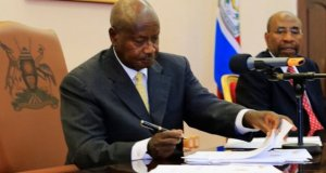 museveni signs the age limit bill