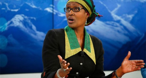 Women Respond To Winnie Byanyima-We Cant Kneel
