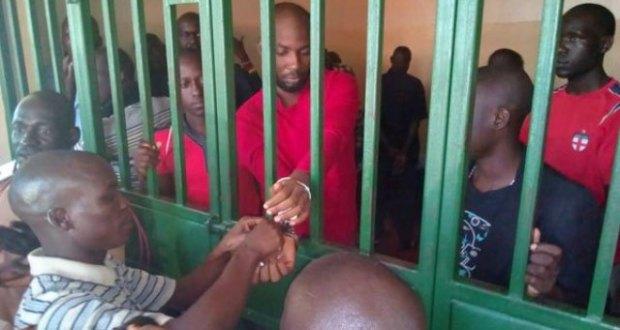 Troy Wamala Remanded to Kigo Prison