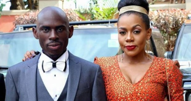 SK Mbuga And Wife Celebrated Their Valentine In Happiness