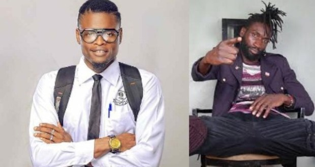 Denzo claimed pallaso can't be on the same stage with Anthony B