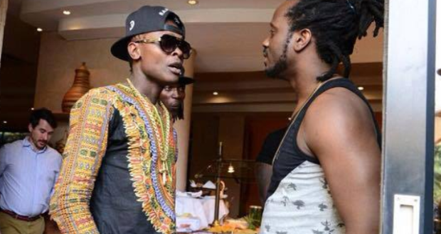 Bebe cool and chameleone to battle