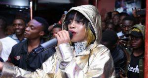 Singer Sheeba Kalungi Excited Funs At Club Amnesia