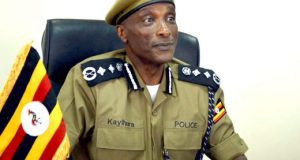 kayihura speaks on his arrest