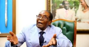 Mugabe said he faced a copu d'etat