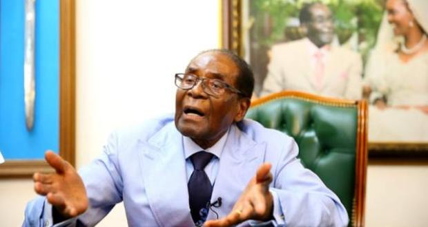 Mugabe said he faced a copu d'etat
