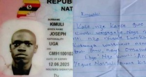 Kimuli Killed Himself After Spotting His Wife With Another Guy