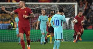 Roma send Barcelona out of the CL