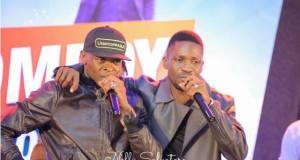 Bobi Wine Wrote Jose Chameleone A Heart Warming Birthday Message
