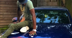 Jose Chameleone Shows Off His New Mercedes