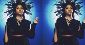 Irene Ntale Reveled Why She Keeps Her Finger Nails Too Short