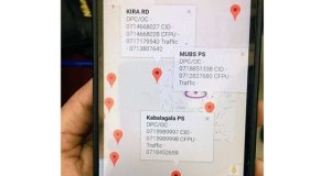 police launch an app for missing persons and property