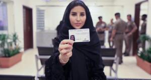 women given driving license