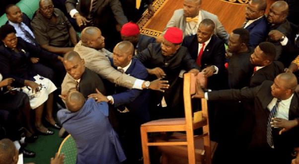 judges blame MPs