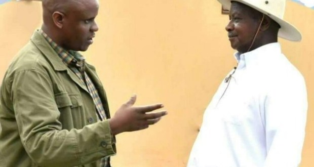 Balaam Baruhagara Cautioned Museveni