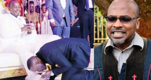 Martin Ssempa Asked Mbonye
