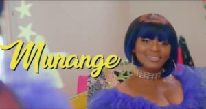 Download! Winnie Nwagi Dropped A New Video Dubbed 'Munange'