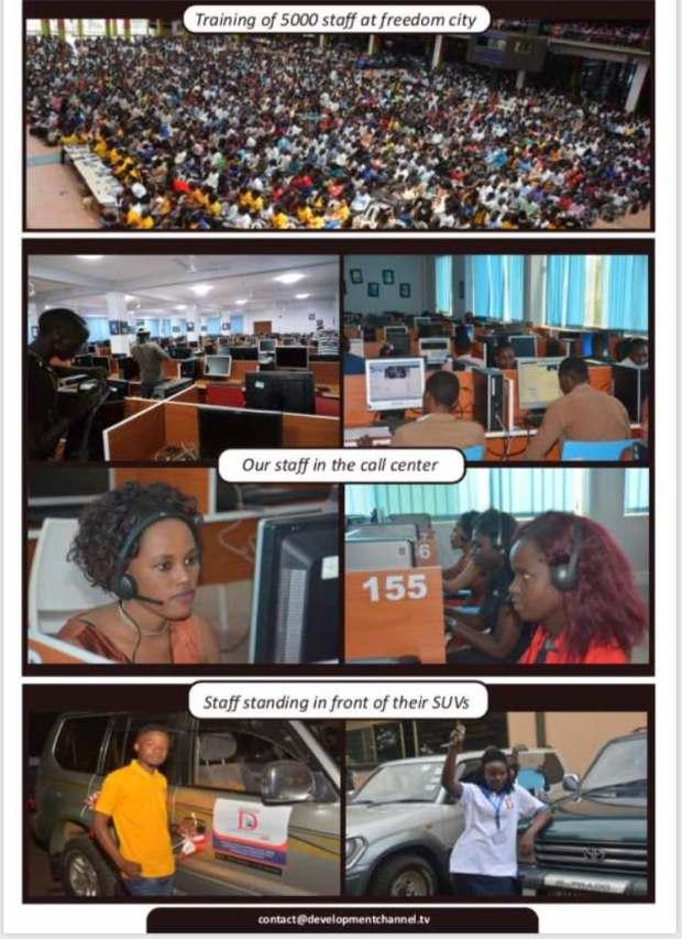 uganda development channel