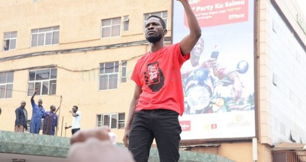 Bobi Wine Urges He's Supporters To Struggle For Their Freedom