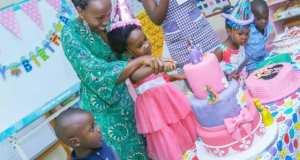 Bobi Wine And Barbie Celebrated Their Daughter's Birthday Today