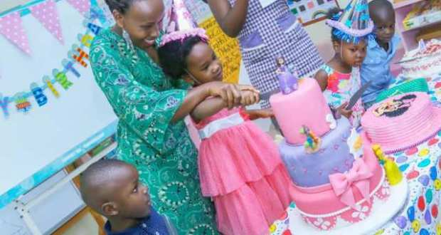 Bobi Wine And Barbie Celebrated Their Daughter's Birthday Today