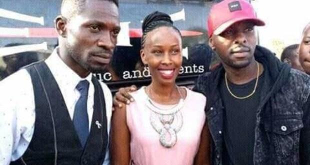 Eddy Kenzo Declared An Award To Honorable Bobi Wine