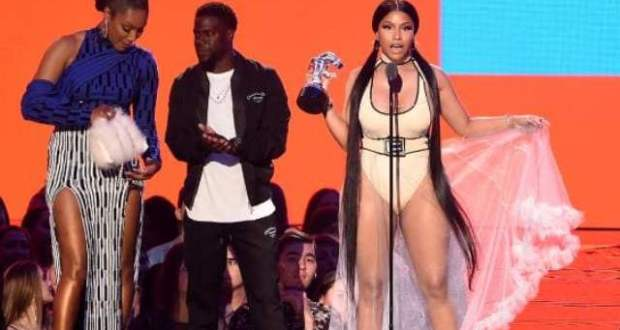 MTV VMAs Award Winners 2018