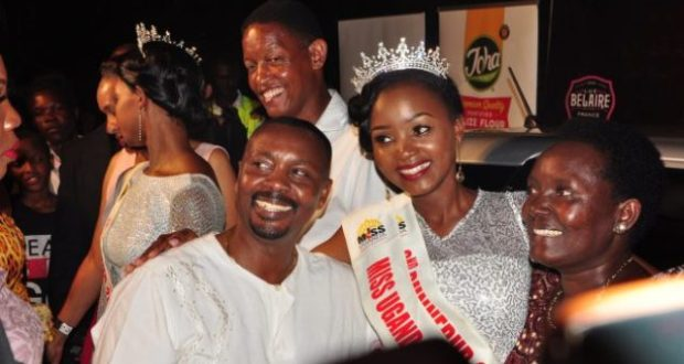 A 22 Year Old Quinn Crowned As New Miss Uganda 2018/2019