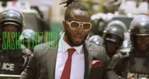 "Bebe Cool Finally Dropped ""Nsilikamu"" Video In Public"