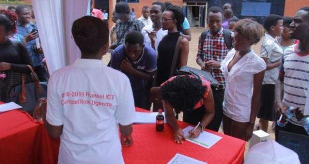 Huawei Establishes Global ICT Competitions In Uganda