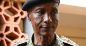 Gen Kale Kayihura Admitted