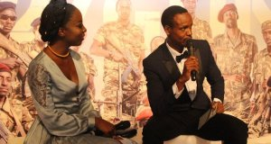 Natasha Museveni Premiered A Movie Called '27 Guns'