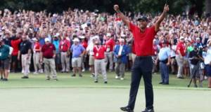 Tiger Woods Golf Tournament Drought