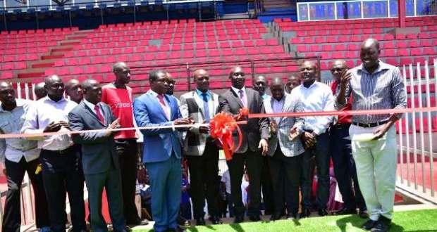 St Mary's Stadium Unveiled