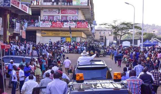 kampala traders