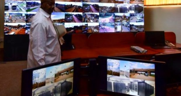 Museveni Expressed The Significance Of CCTV Cameras