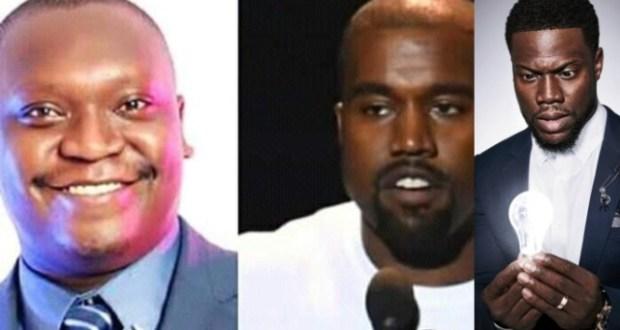 Comedian Salvador Asks Kanye West To Link Him With Kevin Hart