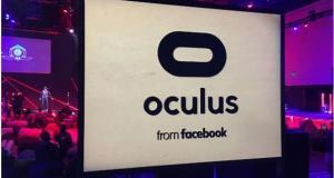 facebook oculus VR