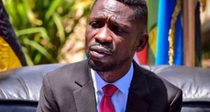 bobi wine stressed