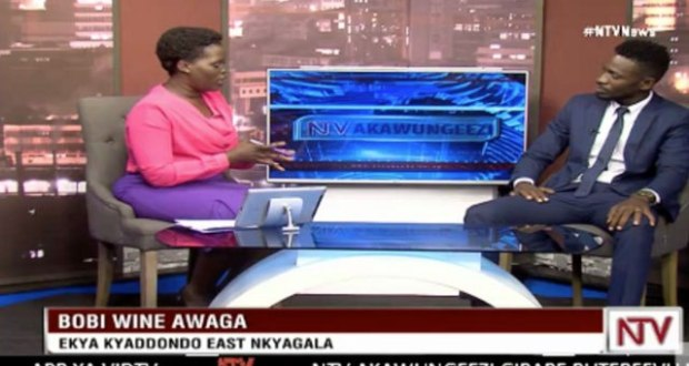 Bobi Wine Urges The Gov't That Media Is Not Their Property