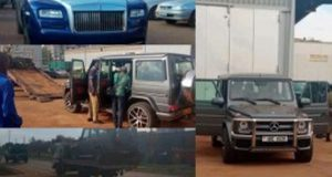 Don Nasser's Luxurious Cars Recruited By Police As Evidence Over His Frauds