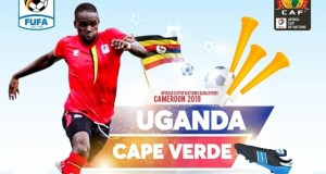 Uganda Cranes To Kick Off With Cape Vade At Nambole Stadium