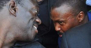Mugisha Muntu Supports Division In The Opposition
