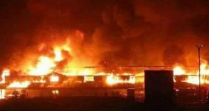 students die in fire