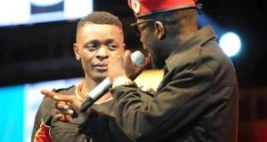 Bobi Wine and Jose