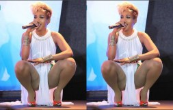 Cindy Sanyu Refutes Using Condoms As A Merit In Relationships